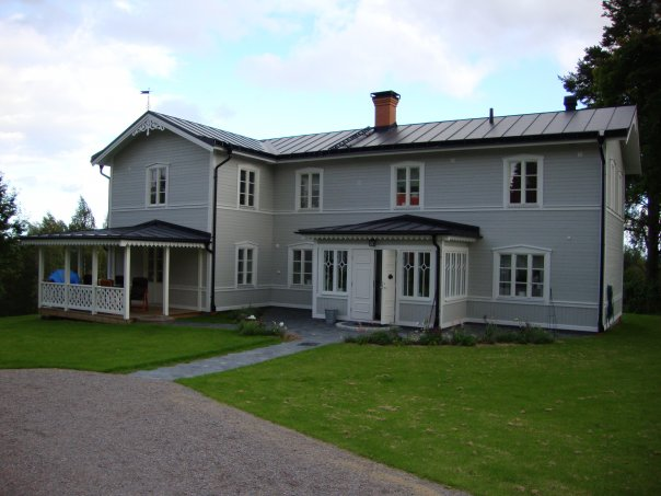 Villa Anna  la più elegante tra le ville ottocentesche